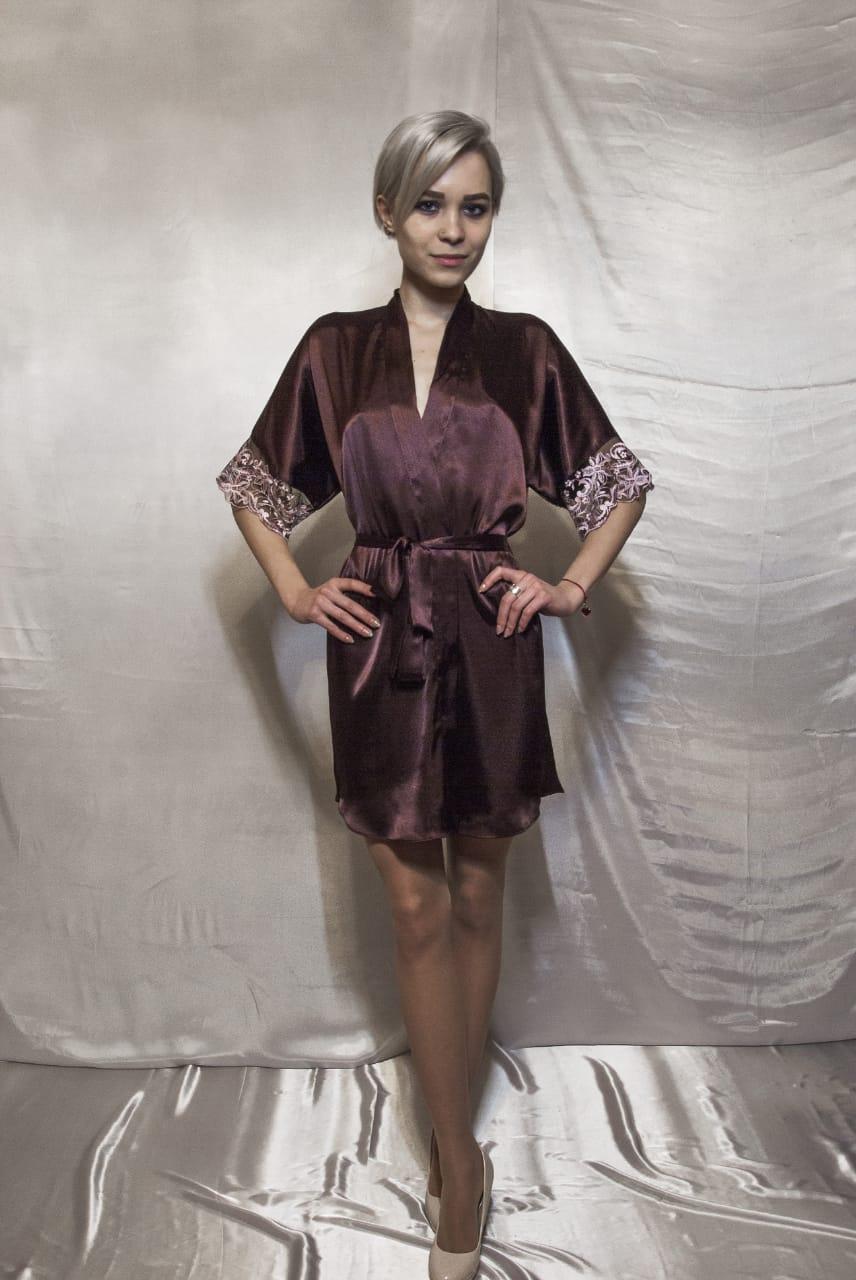 7f5cc92c9016 👗 Купить красивый женский халат в интернет магазине avals по цене ...