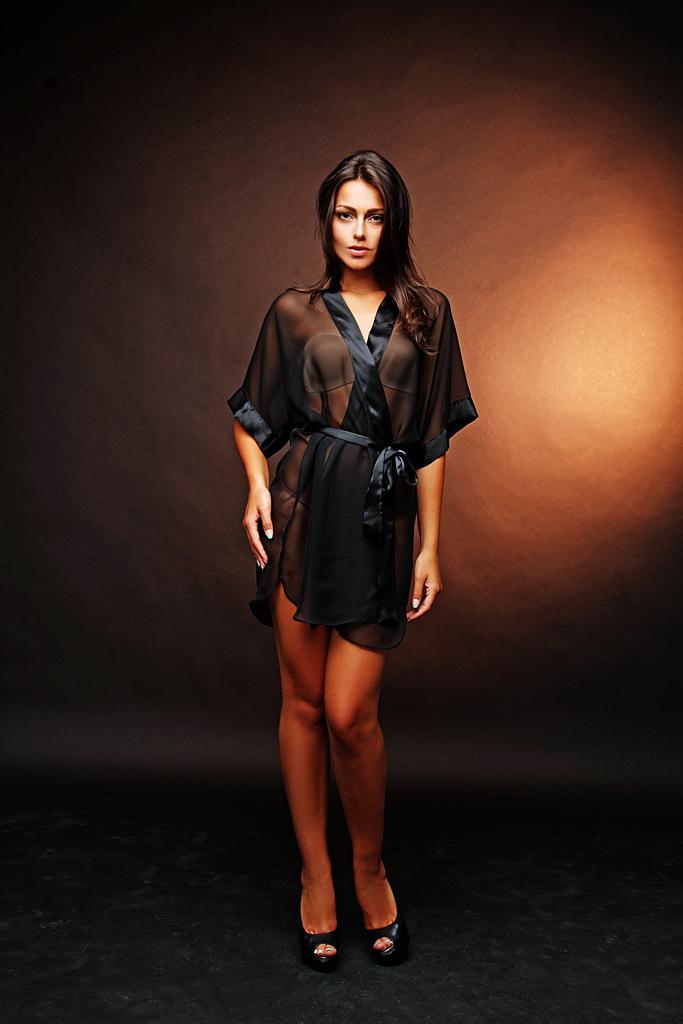 Прозрачные халаты фото 20 фотография